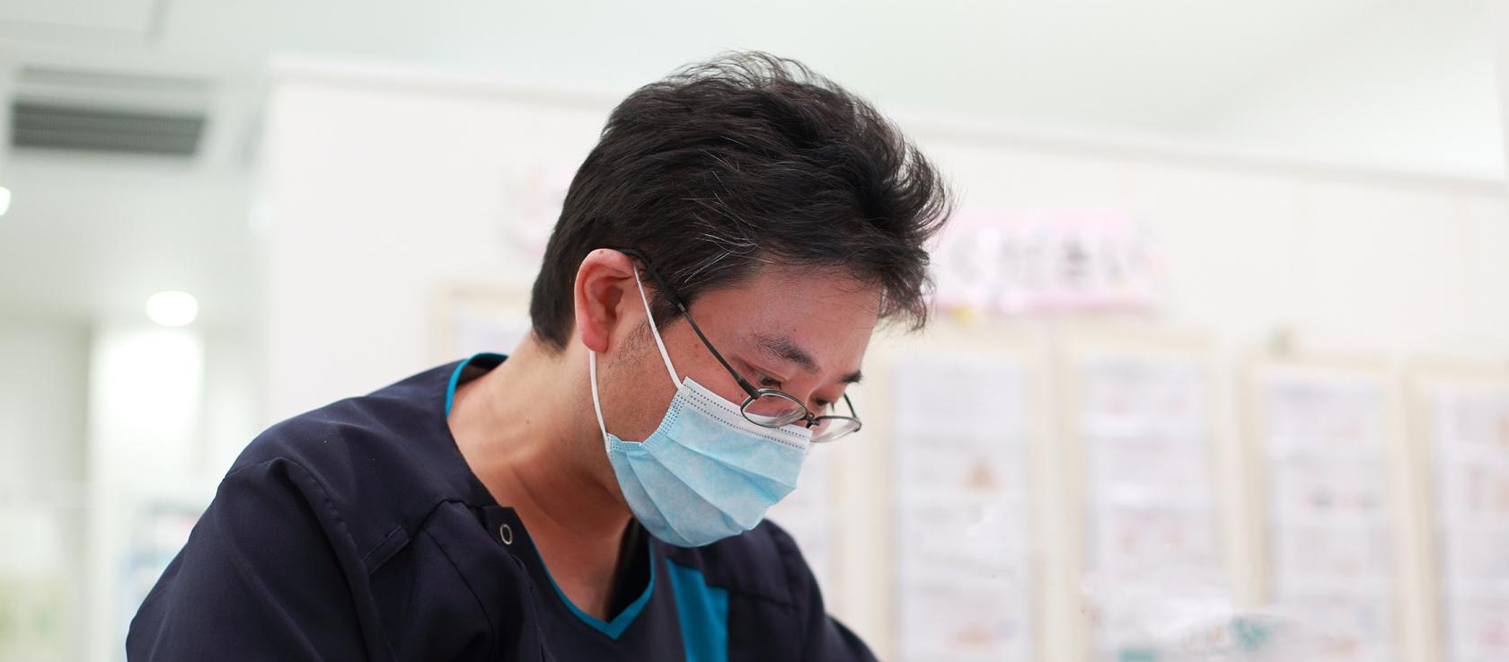 お口に関わる全身の健康を大切にしています~日々の健口を口腔外科でお届けします~